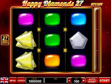Happy Diamonds 27
